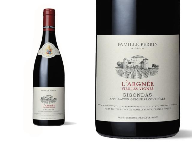 Famille Perrin Sélection Parcellaire Gigondas Vieilles Vignes