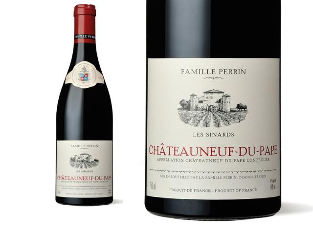 Famille Perrin Châteauneuf-du-Pape