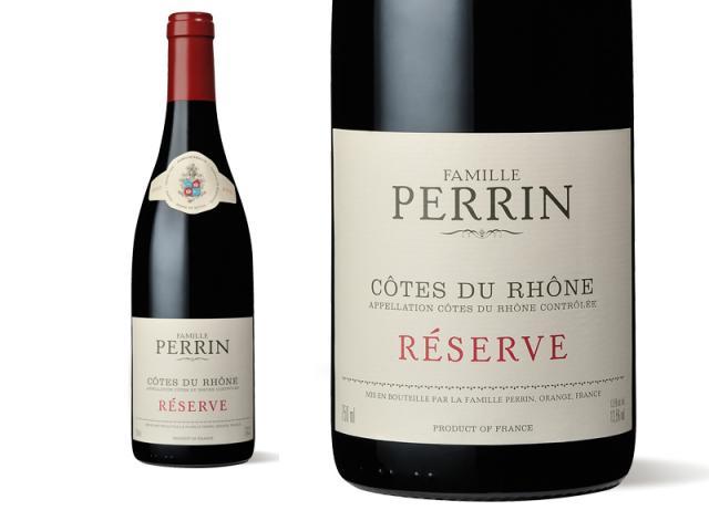 Famille Perrin Réserve Côtes du Rhône Red 2010