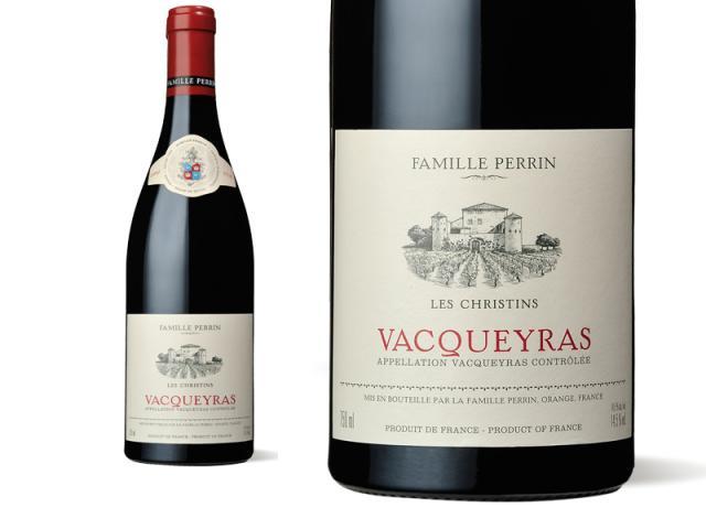 "Famille Perrin Vacqueyras ""Les Christins"""