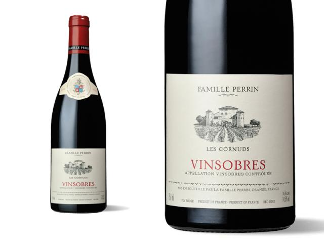 "Famille Perrin Vinsobres ""Les Cornuds"""