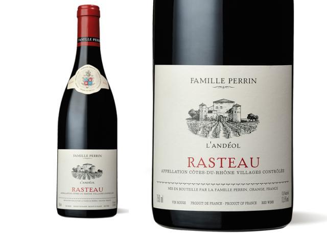 "Famille Perrin Rasteau ""L'Andéol"""